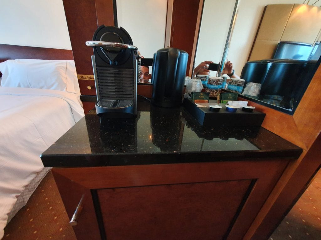 Westin Grand Munich coffee