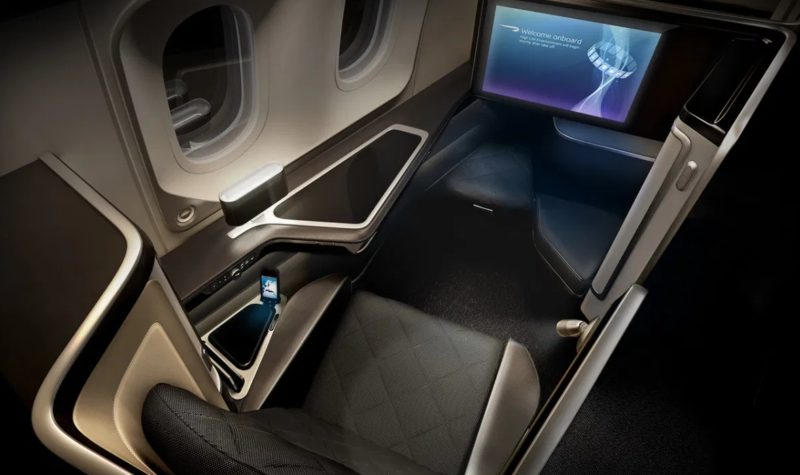 British Airways Gets A New First Class Suite With Doors Premium Flights Com