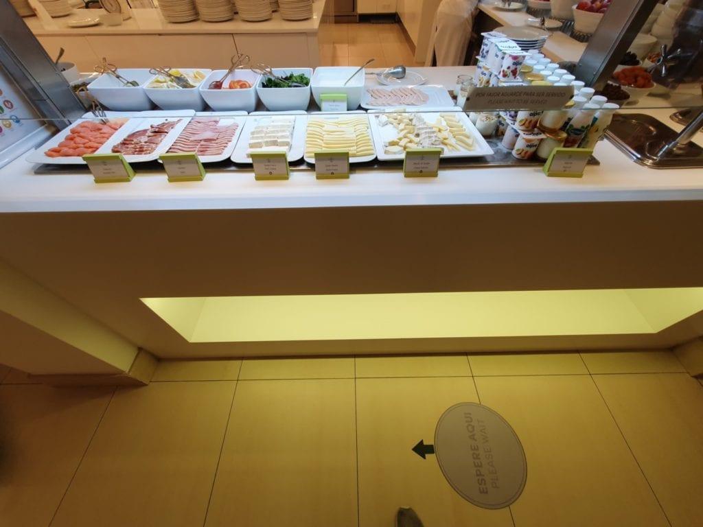 review Pine Cliffs Resort food