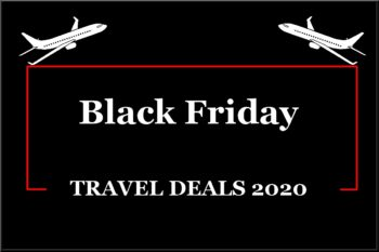 Black Friday 2020 Travel Deals