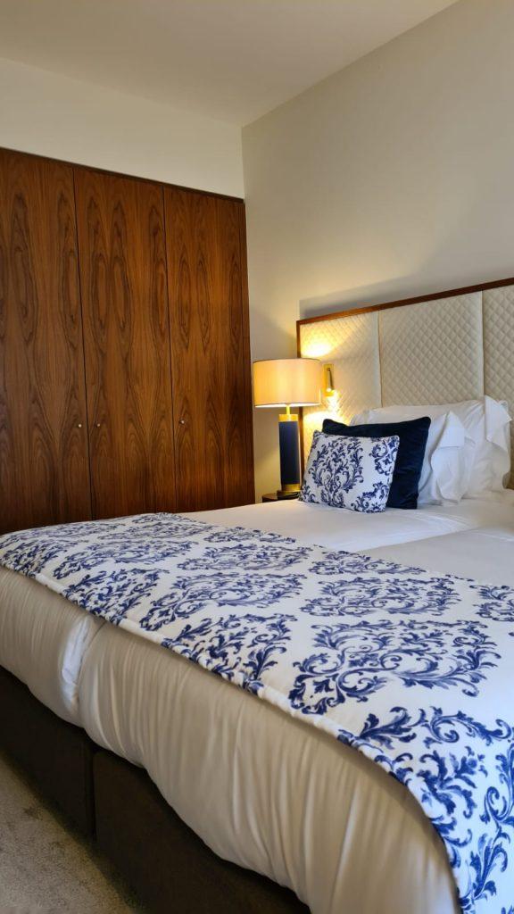 review hilton porto bed