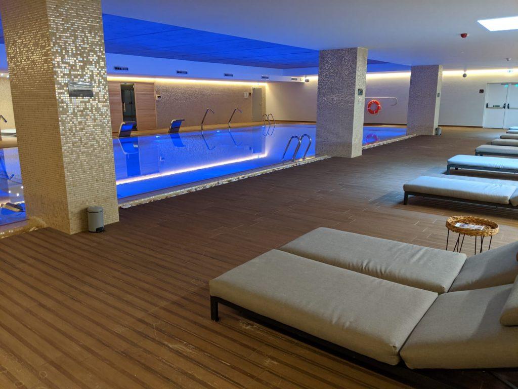 review Boeira Garden Hotel Porto Gaia, Curio Collection by Hilton inoor pool